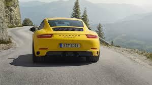 porsche car 2018 the 2018 porsche 911 carrera t is a lightweight 911 made for