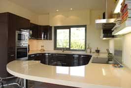 exemple de cuisine moderne modele de cuisine en u affordable stunning modele de salon en u