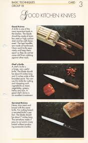 Knives For Kitchen Use 18 3 Good Kitchen Knives U2013 Simply Delicious The Cookbook Project