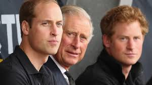 where does prince harry live prince charles with prince william and prince harry youtube