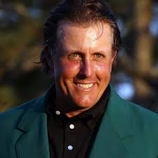 Famous People With Color Blindness Phil Mickelson Golfer Biography Com