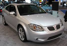 pontiac g5 the all time best selling car in the northern region