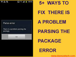 parse error while installing apk file top 5 ways to fix there was a problem parsing the package parse