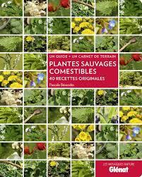 cuisine sauvage recettes plantes sauvages comestibles 40 recettes originales pascale