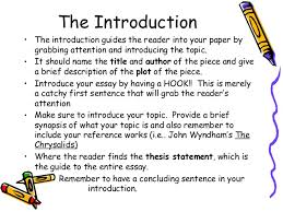 introduction essay sample essay introduction examples good essay