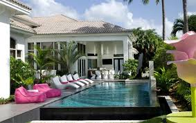 20 Breathtaking Ideas For A Swimming Pool Garden Home Design Lover House Swimming Pool Design