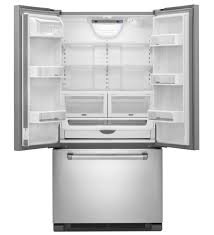 residential refrigerator freezer american stainless steel
