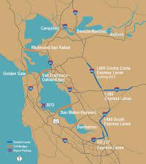 Big Bus San Francisco Map by Fastrak