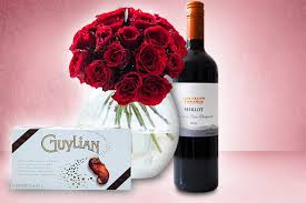 flowers wine three reasons to give flowers instead of wine
