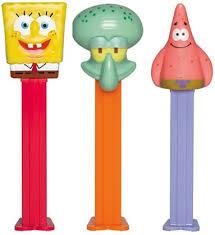 where can i buy pez dispensers spongebob squarepants pez dispensers 12ct