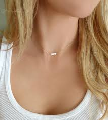 freshwater pearl necklace choker images Pearl choker necklace with dainty freshwater pearls choose jpg