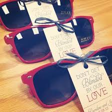 personalized sunglasses wedding favors great destination wedding favors for your guests destination
