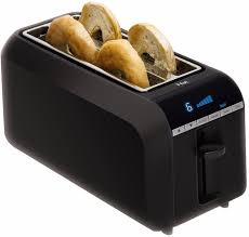 Breville A Bit More 4 Slice Toaster T Fal Tl6802 4 Slice Digital Toaster