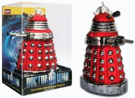 doctor who drone dalek ornament merchandise guide