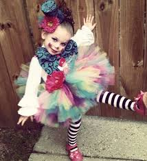 Halloween Costumes Toddlers 25 Toddler Clown Costume Ideas Halloween Tutu