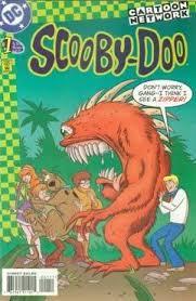 scooby doo character comic vine