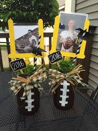diy football party decorations from evite ad homebowl crafty