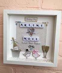 wedding keepsake gifts personalised wedding gift frame wedding memory frame wedding