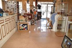 Epoxy Countertop Almond Floor Va Art Center Jpg T U003d1501864549