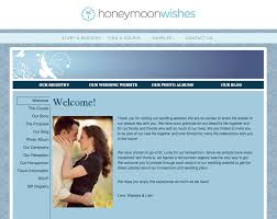 registry wedding website honeymoon registry fund how to the best one venuelust