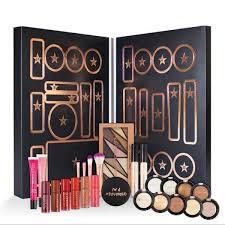 makeup advent calendar makeup revolution advent calendar 2017 50 beauty advent