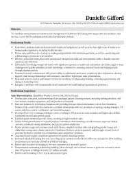Example Sales Resumes by Outside Sales Resume Free Resume Example And Writing Download