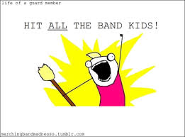 Color Guard Memes - color guard girls the color guard enthusiast hit all the band kids