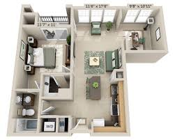 bedroom one bedroom and a den home design ideas creative on one