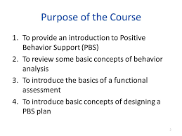 introduction to positive behavior support ppt download