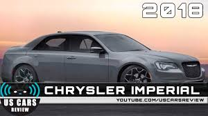chrysler imperial concept 2018 chrysler imperial youtube