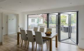 Patio Bi Folding Doors by Folding Patio Doors Look Great In Your Home U2014 The Home Redesign