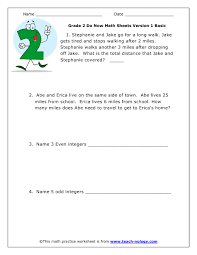 math word problem worksheets for grade 2 math word problems for