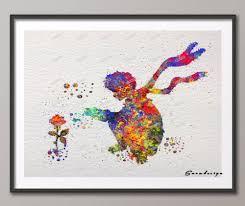 aliexpress com buy diy original watercolor the little prince