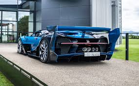 first bugatti chiron u0026 vision gran turismo head to monterey car week 2016