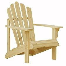 Patio Com Westport Ct Amazon Com Shine Company Westport Adirondack Chair Natural