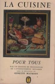 cuisine pour tous ginette mathiot dans les cuisines des monastères