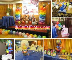 Up Decorations Up The Balloon Decoration Setup For Birthday Cebu
