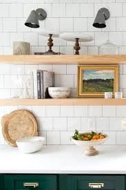 Brass Kitchen Cabinet Hardware Mission Bin Pull Studio Mcgee Wooden Shelves And Open Shelving