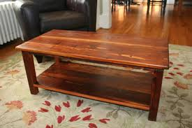Hardwood Coffee Table Concept Created Coffee Tables Occasional Pieces