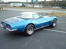 1973 corvette engine options 1973 corvette convertible for sale at buyavette atlanta