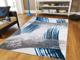 Black Modern Rugs Luxury New Fashion Collection Contemporary Modern