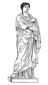 types of roman dress for women