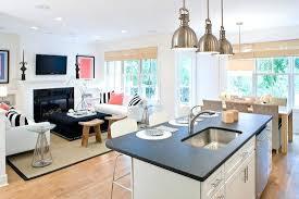 kitchen and living room design ideas kitchen and living room kitchen and living room designs with