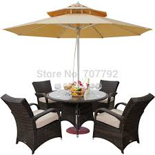 Outdoor Furniture Wicker Resin by Compare Prices On Resin Wicker Outdoor Patio Furniture Online