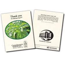 custom seed packets custom imprinted seed packets as favors for weddings and business