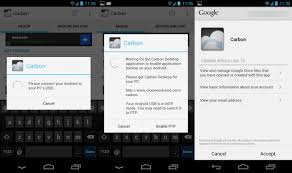 android helium how to backup android app files with helium formerly known as carbon