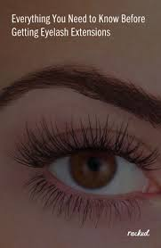 Do Eyelash Extensions Ruin Your Natural Eyelashes 24 Best Eyelash Extension Tips And Tricks Images On Pinterest