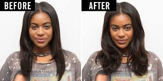 how to make your hair look thicker u2013 tips for giving your hair