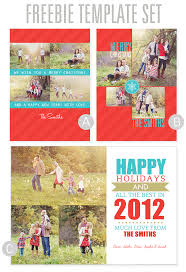 diy photo cards using digital templates