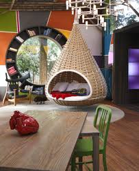 Indoor Outdoor Furniture Ideas Indoor And Outdoor Cocoon Chairs For More Comfort